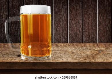 Beer Glass, Beer, Glass.