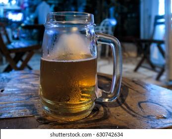 Beer jar