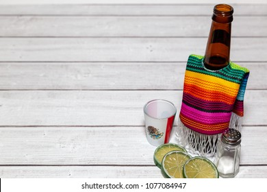 beer and mexican fiesta