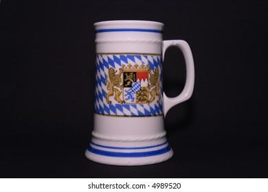 Beer mug from Bavaria, Germany