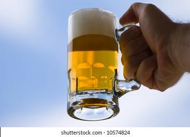 Beer - pleasure and mood