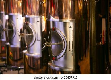 beer tanker, craft beer making