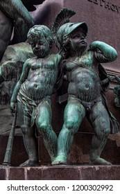 Beethoven monument Vienna