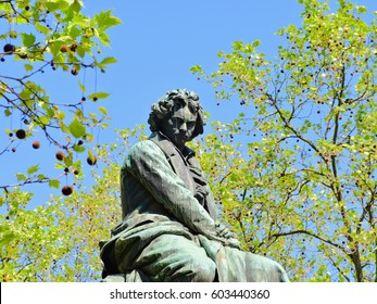Beethoven Monument Vienna - Memorial of Ludwig van Beethoven