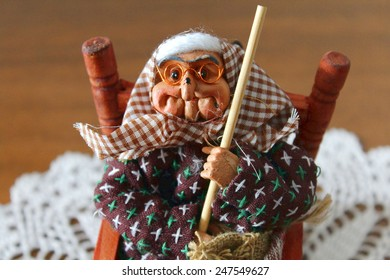 The Witch Befana Images Stock Photos Vectors