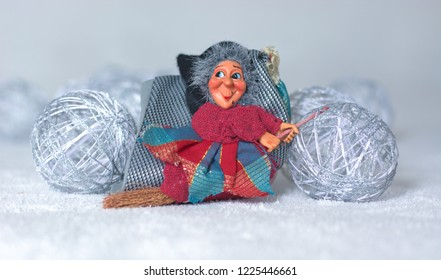 the befana arrives on January 6 and takes away all the Christmas holidays
