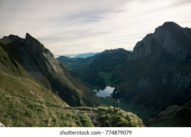 The beginning of the Swiss Alps definitely visit the Appenzell area