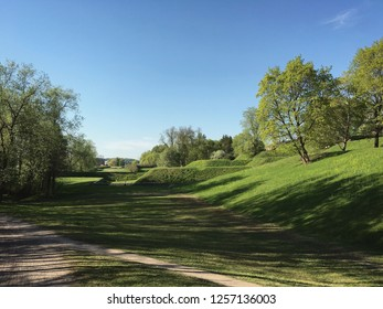 Behind Lappeenranta fortress