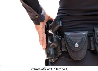 Police Duty Belt Images, Stock Photos & Vectors | Shutterstock