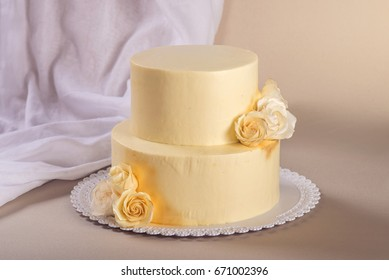 Remarkable Two Tier Cake Images Stock Photos Vectors Shutterstock Funny Birthday Cards Online Inifofree Goldxyz