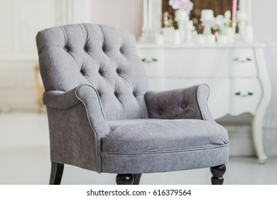 Upholstered Chair Images, Stock Photos & Vectors | Shutterstock