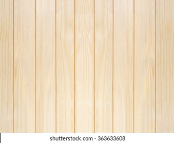 Beige color of wooden table texture background