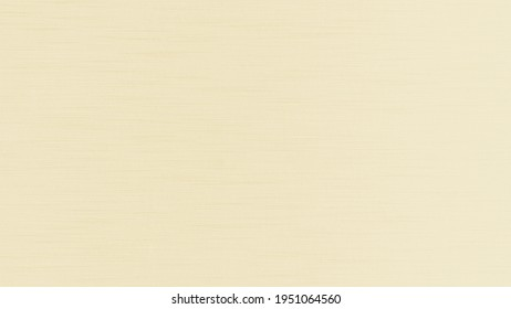 Beige cream fabric background of satin cotton silk wallpaper texture cloth pattern in pale pastel color