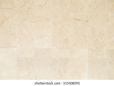 beige cream tiled stone marble background with natural pattern