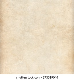Beige dirty paper texture or background