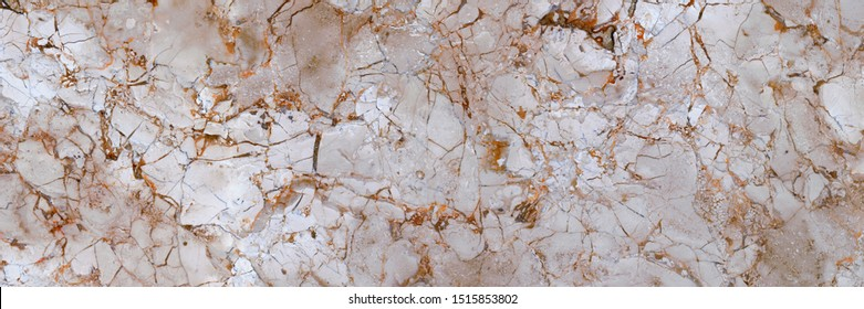 Beige Emperador marble texture background, Ivory tiles stone mineral surface, Close up textured wall modern interior, Polished exotic natural limestone, Italian rustic quartzite matt granite tile.