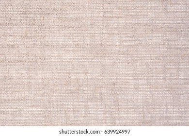 Beige linen background and texture