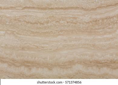 Beige marble travertine texture. High resolution photo.