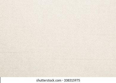 Beige recycled craft paper texture as background. Old paper texture, Hardboard background.