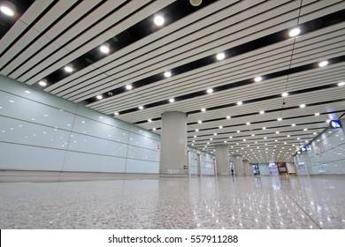Beijing Capital International Airport T3 terminal ceiling decoration, China
