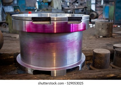 Beijing, China - 5 OCT, 2011: produced product of iron and steel