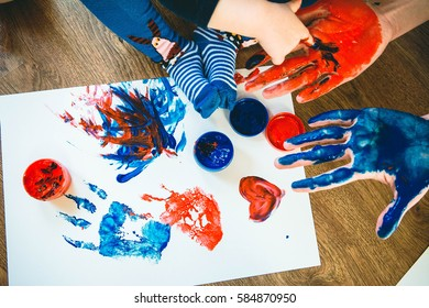 Being creative with painting