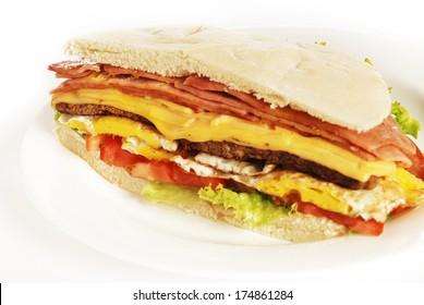 The Beirut - A Brazilian Sandwich