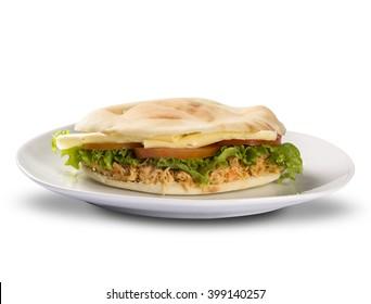 The Beirut - A Brazilian Sandwich.