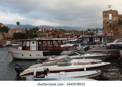 Beirut, Lebanon- Syria's neighboring border, Lebanon, is one of the countries receiving the most immigration due to the Syrian war. A view from the harbor in the capital Beirut. July 21, 2012.