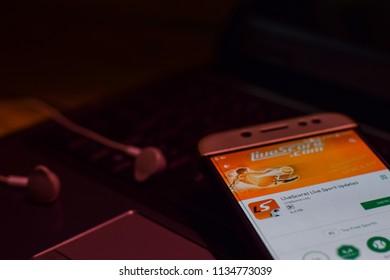 livescore java