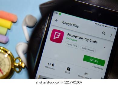 Foursquare Images, Stock Photos & Vectors | Shutterstock