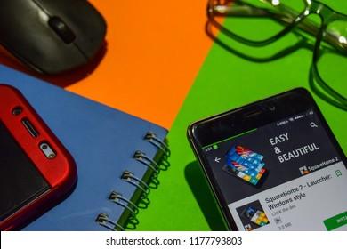 Imágenes, fotos de stock y vectores sobre Smart Launcher | Shutterstock