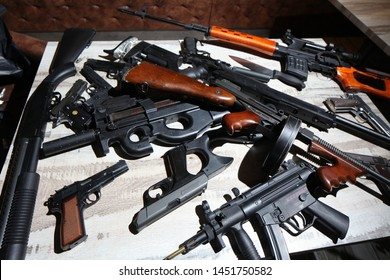 Machine-gun Images, Stock Photos & Vectors | Shutterstock