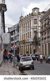 Belem Brazil - July 21 2016 - City view of Belem Brazil