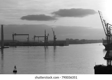 Belfast Harbour Area