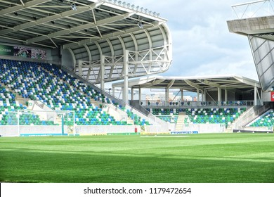 Linfield Fc Images, Stock Photos & Vectors | Shutterstock