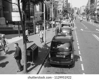 Ireland Taxi Images, Stock Photos & Vectors   Shutterstock