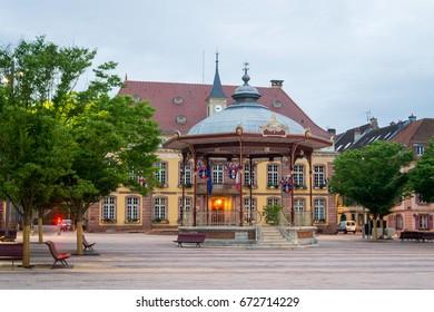 Belfort Market Square, France