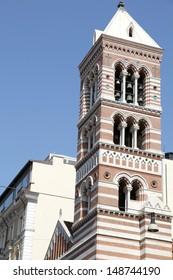 Belfry in Rome Italy