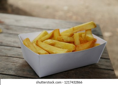 Belgian fries are said to be the best in the world