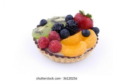 Belgian Fruit Tart