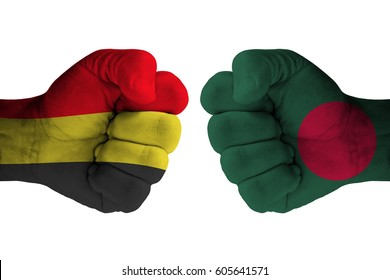 BELGIUM vs BANGLADESH