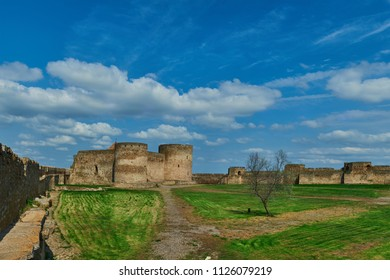Belgorod Dnestrovsky fortress. One of the best preserved fortresses on the territory of Ukraine.