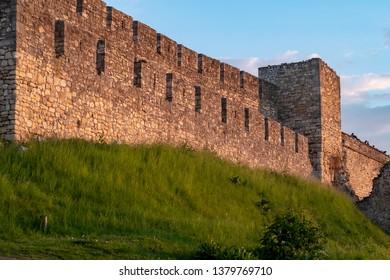 Belgrade Fortress (Kalemegdan), famous landmark of Belgrade, capital of Serbia