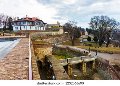 Belgrade Fortress and Kalemegdan Park. Belgrade, Serbia.