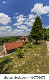 Belgrade fortress and saint Petka chapel in day time, capital of Serbia