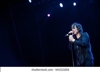 Belgrade, Serbia - June 28th: Ozzy Osbourne performing on Belgrade Calling festival on June 28th 2012, in Belgrade, Serbia