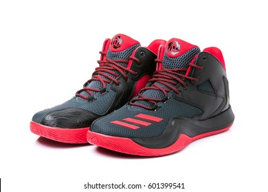 brand new a2702 26311 Belgrade, Serbia - March 10, 2017  New Adidas D ROSE 773 V,. Basketball  Sneakers Illustrations Graphic