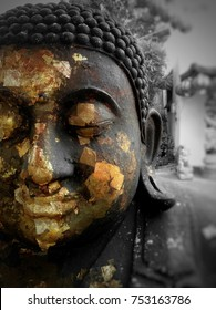 Believe in Buddhism with art of culture