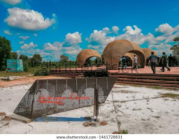 Belitung Island Indonesia March 14 2019 Stock Photo Edit